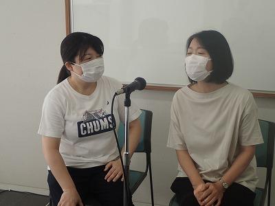 保護中: 英語放送で新しい先生の紹介!
