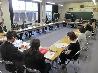 保護中: 学校運営協議会・支援推進委員会
