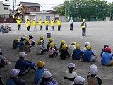 保護中: 地域交通安全教室