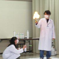 「10分で」青少年のための科学の祭典2020岐阜大会in岐阜市科学館